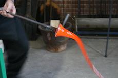 ミルフィオリの作り方2|カトレアガラスクラフト研究会