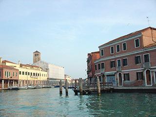 ベネチア・ムラーノの風景|カトレアガラスクラフト研究会