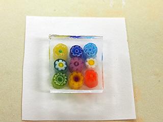 ガラスフュージング技法とは2|カトレアガラスクラフト研究会